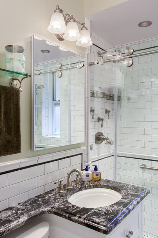 Classic New York City Bathroom Renovation